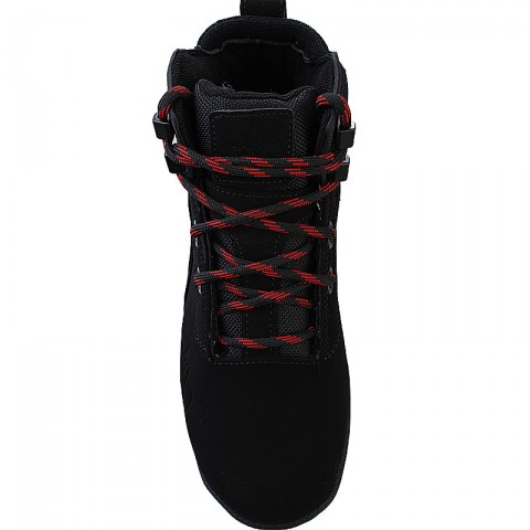 детские черные  ботинки k1x h1ke le gs 1000-0182/0220 - цена, описание, фото 5