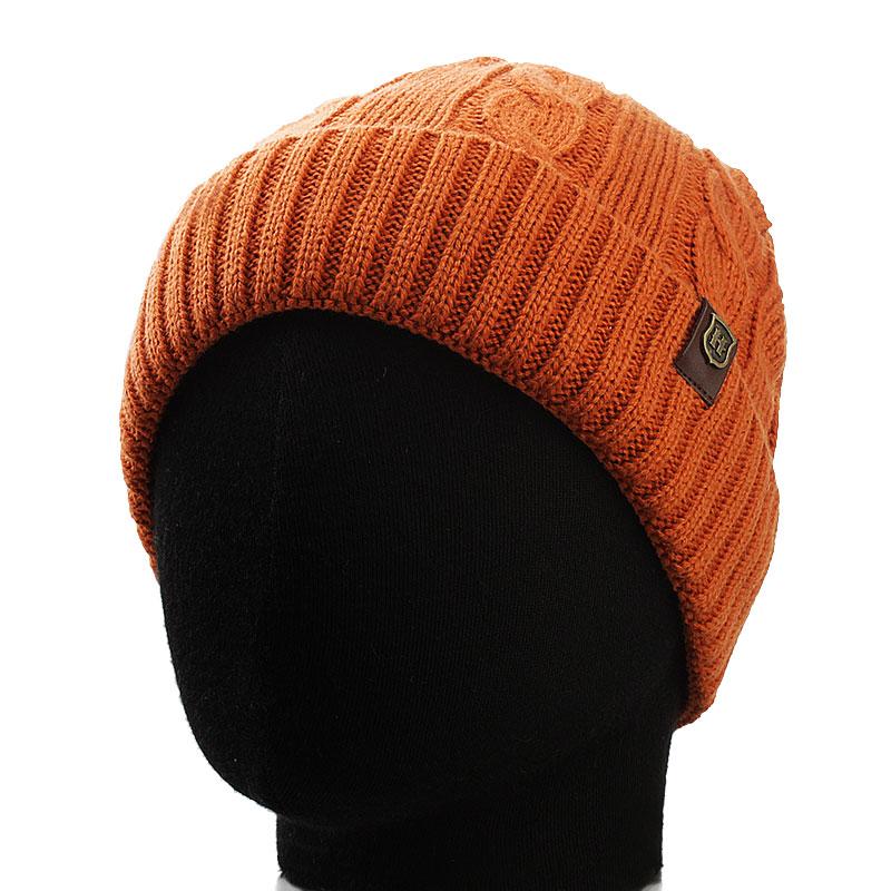 Шапка HarrisonШапки<br>100% акрил<br><br>Цвет: оранжевый<br>Размеры : OS