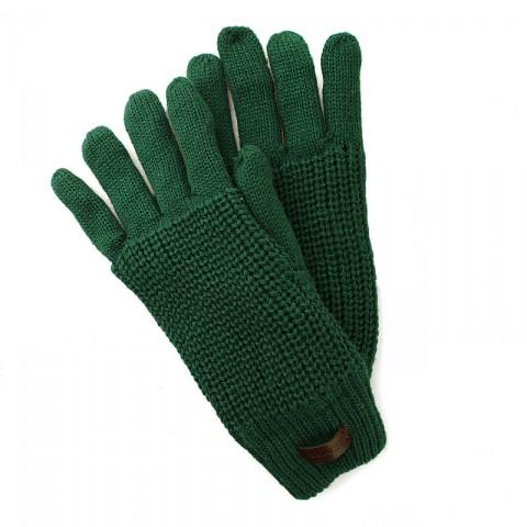 Купить мужские зеленые  перчатки в магазинах Streetball - изображение 1 картинки