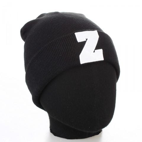 черную  шапка z Abc-z beanie - цена, описание, фото 1