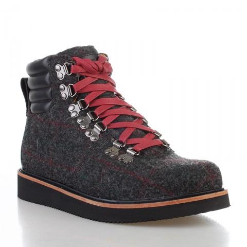 мужские черные  ботинки timberland abington tbl6761rm - цена, описание, фото 1