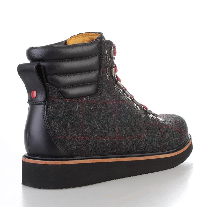 мужские черные  ботинки timberland abington tbl6761rm - цена, описание, фото 2