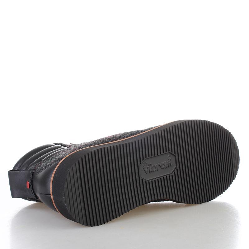 мужские черные  ботинки timberland abington tbl6761rm - цена, описание, фото 4