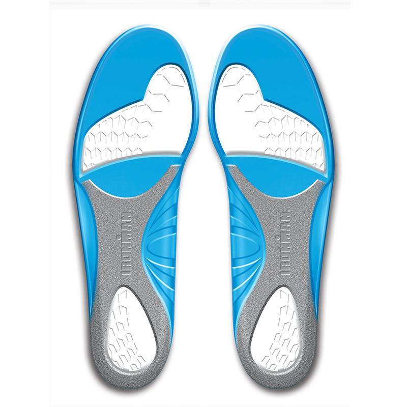 белые, серые, голубые  стельки  spenco ironman performance everyday gel insole 60011 - цена, описание, фото 3