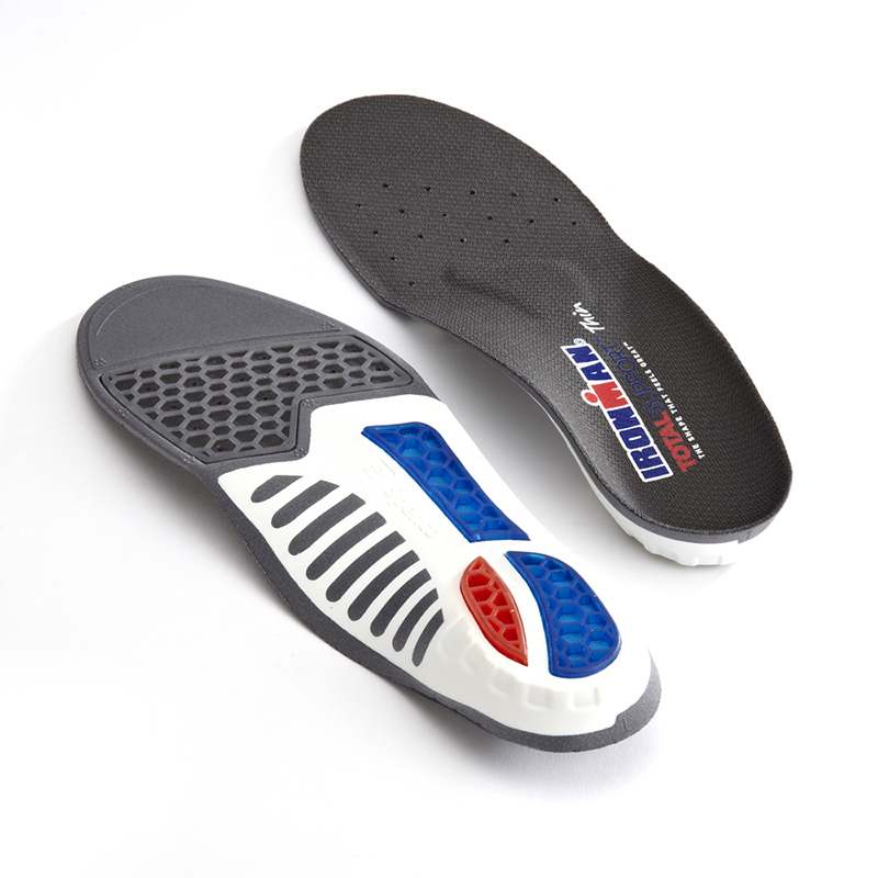 Стельки  Spenco Ironman Total Support Thin Insoles