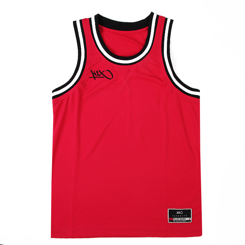 Майка Hardwood Ladies Double X JerseyБезрукавки<br>100 % полиэстер<br><br>Цвет: розовый, черный, белый<br>Размеры US: L<br>Пол: Женский