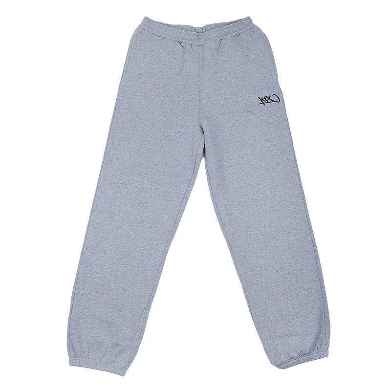 Брюки Hardwood SweatPantsБрюки и джинсы<br>хлопок, полиэстер<br><br>Цвет: Серый<br>Размеры US: XS<br>Пол: Мужской