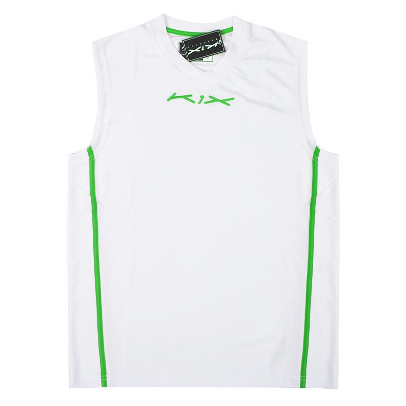 Майка hardwood league uniform jerseyБезрукавки<br>100 % полиэстер<br><br>Цвет: Белый, зеленый<br>Размеры US: M;XL;2XL;3XL