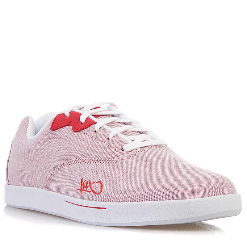 Кроссовки K1X CaliКроссовки lifestyle<br>Текстиль<br><br>Цвет: Розовый, белый<br>Размеры US: 7<br>Пол: Мужской