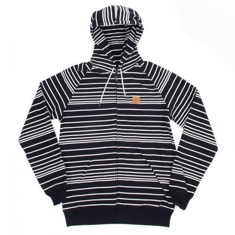 Толстовка Line Zipper Hoody