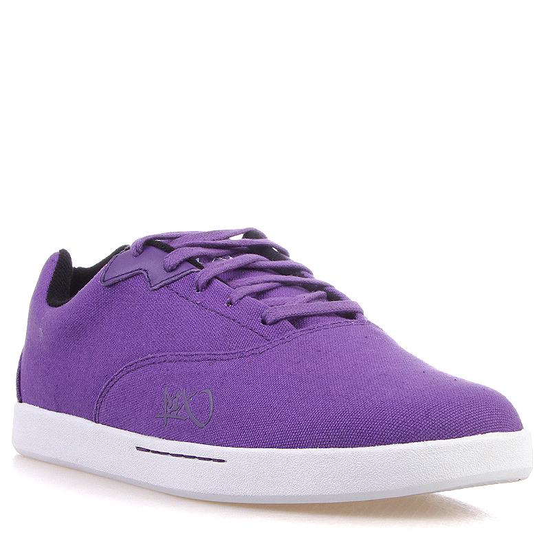 Кроссовки K1X CaliКроссовки lifestyle<br>Текстиль, резина, кожа<br><br>Цвет: Фиолетовый, белый<br>Размеры US: 8<br>Пол: Мужской