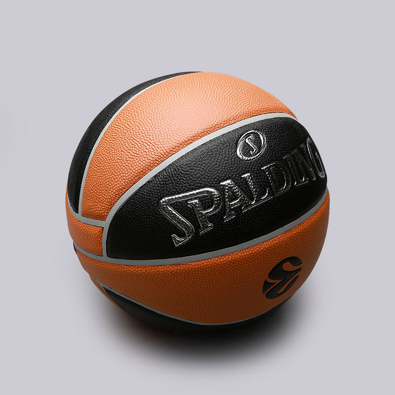 Мяч №7 Spalding Euroleague Official Ball от Streetball