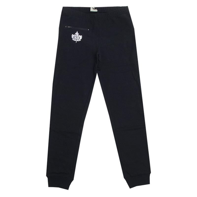 Брюки Damn Straight SweatpantsБрюки и джинсы<br>хлопок, полиэстер<br><br>Цвет: Черный, белый<br>Размеры US: S<br>Пол: Женский