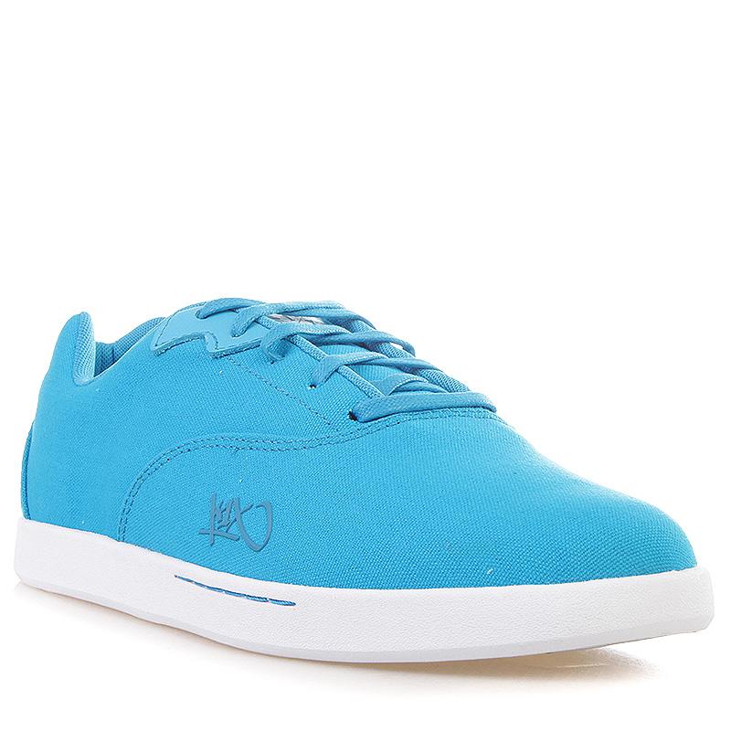 Кроссовки K1X CaliКроссовки lifestyle<br>текстиль, резина<br><br>Цвет: Голубой, белый<br>Размеры US: 10.5<br>Пол: Мужской