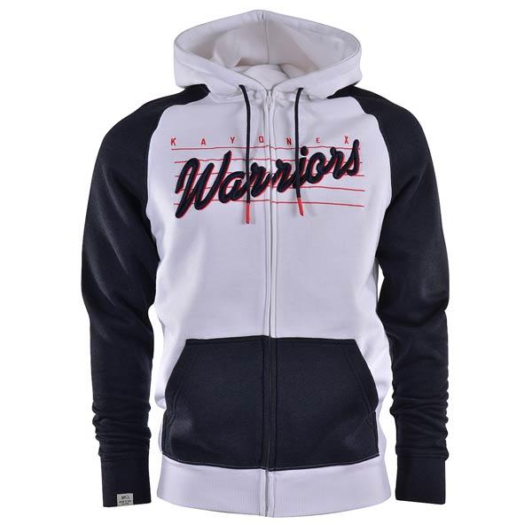 Толстовка K1X Warriors Zipper Hoody