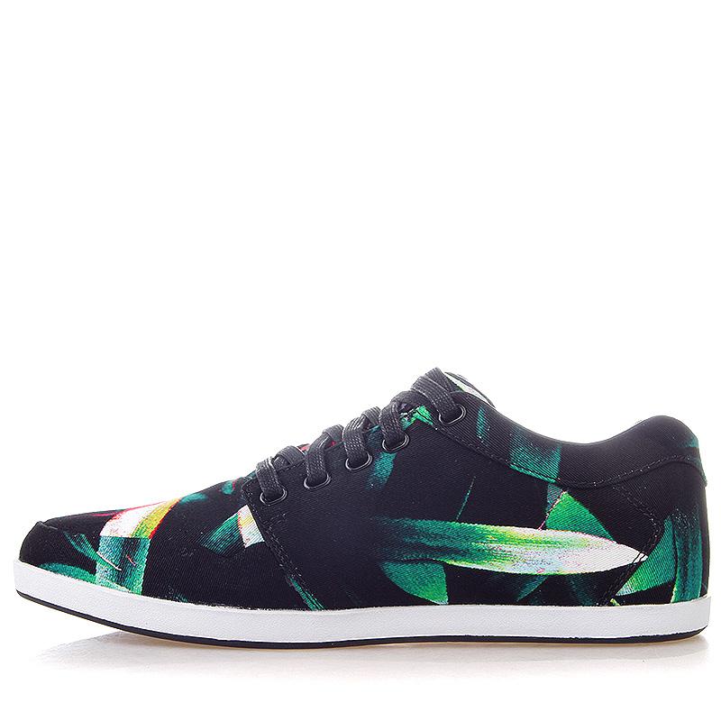 черные, белые, зеленые  кроссовки k1x lp low 1000-0187/9036 - цена, описание, фото 3