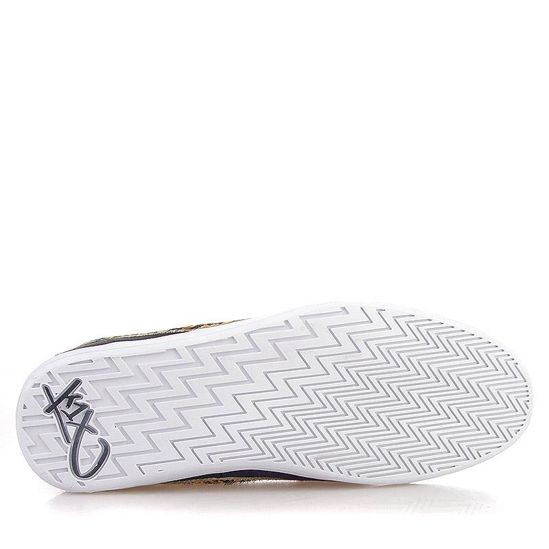мужские черные, белые, желтые  кроссовки k1x dressup le 1000-0197/9032 - цена, описание, фото 4