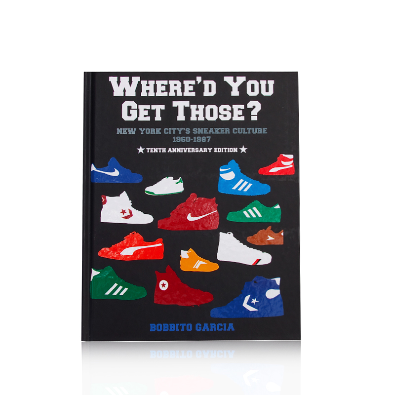 черную  книга where'dyou getthose? Книга Where'dYou GetThose? - цена, описание, фото 1