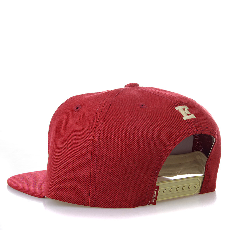 мужскую бордовую, бежевую  бейсболка ABC-E-bordo - цена, описание, фото 2