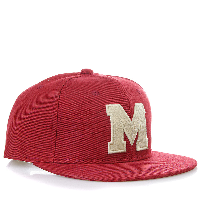 мужскую бордовую, бежевую  бейсболка ABC-M-bordo - цена, описание, фото 1