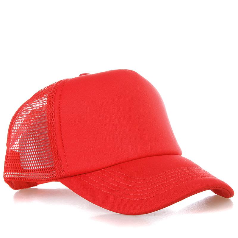 БейсболкаКепки<br>100% полиэстер<br><br>Цвет: Красный<br>Размеры : OS<br>Пол: Мужской