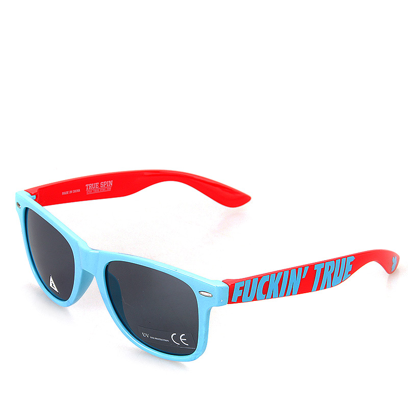 мужские голубые, красные  очки Fucking-Blue-Lobster - цена, описание, фото 1