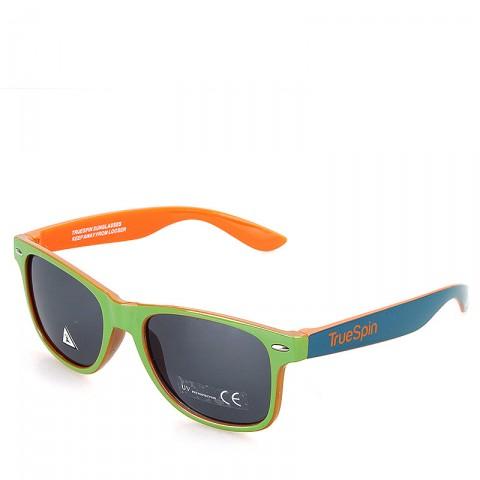 мужские зеленые, коричневые  очки HongKong-lgt-grn-grn - цена, описание, фото 1