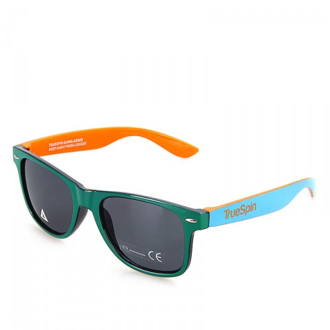 Купить мужские коричневые, синие, зеленые  очки в магазинах Streetball - изображение 1 картинки
