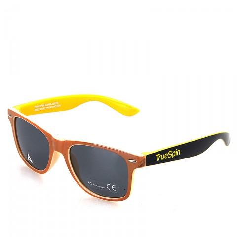 Купить мужские коричневые, черные  очки в магазинах Streetball - изображение 1 картинки