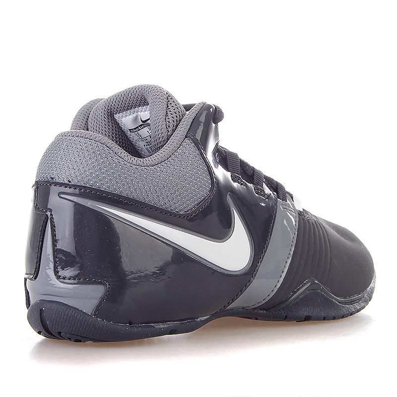 детские серые, белые  кроссовки nike av pro v 654414-002 - цена, описание, фото 2