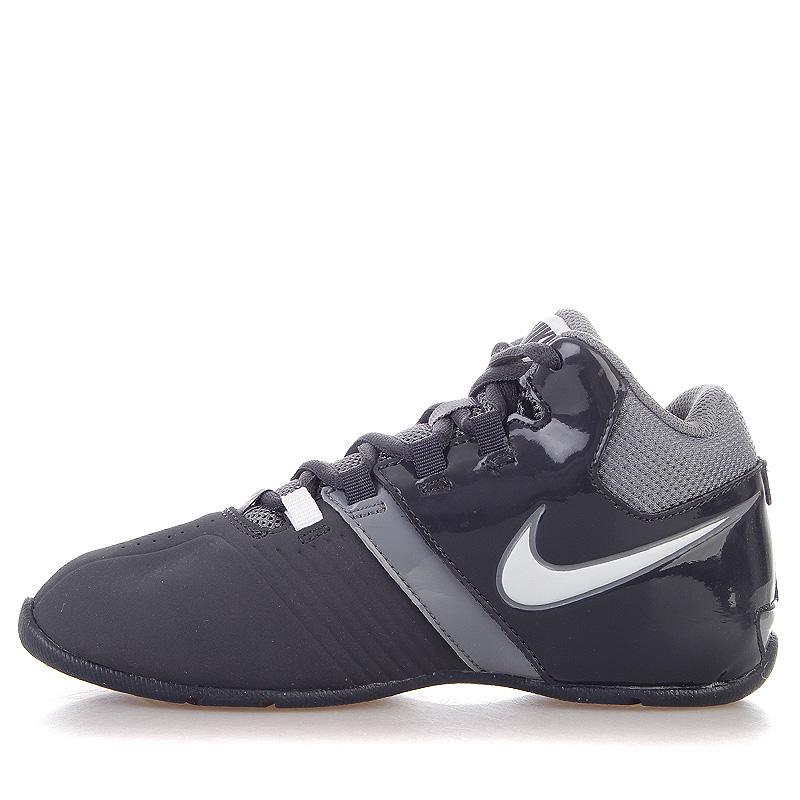 детские серые, белые  кроссовки nike av pro v 654414-002 - цена, описание, фото 3
