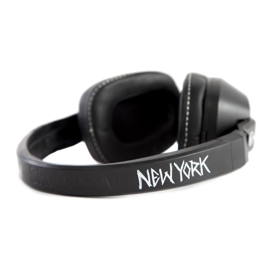 Купить мужские черные, белые  наушники ziq & yoni x skullcandy в магазинах Streetball изображение - 2 картинки