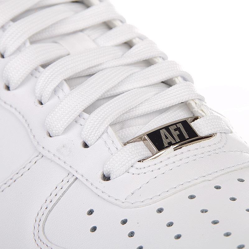 Купить мужские белые  кроссовки nike lunar force 1 '14 в магазинах Streetball изображение - 5 картинки