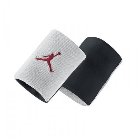 Купить мужскую белую, черную, красную  повязка на руку jordan jumpman wristband в магазинах Streetball - изображение 1 картинки