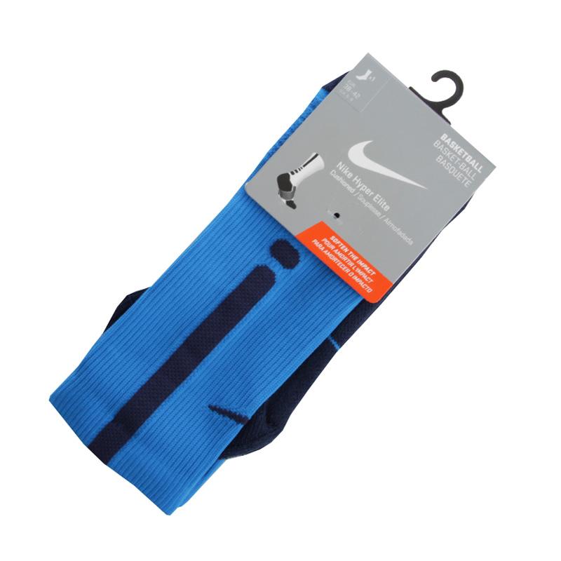 НоскиНоски<br>полиэстер, хлопок, нейлон<br><br>Цвет: Синий<br>Размеры US: M;L;XL<br>Пол: Мужской