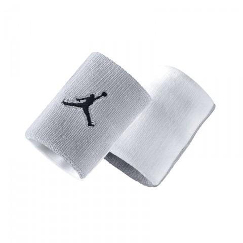 мужскую серую, белую  повязка на руку jordan jumpman wristband 619352-012 - цена, описание, фото 1