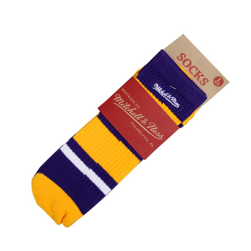 НоскиНоски<br><br><br>Цвет: Желтый, фиолетовый<br>Размеры : L<br>Пол: Мужской