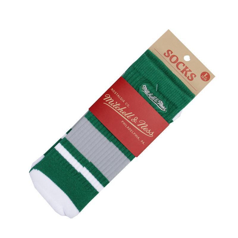 НоскиНоски<br><br><br>Цвет: зеленый, белый<br>Размеры : L<br>Пол: Мужской