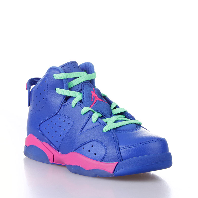 Купить Обувь детская Кроссовки Jordan 6 Retro GP  Кроссовки Jordan 6 Retro GP
