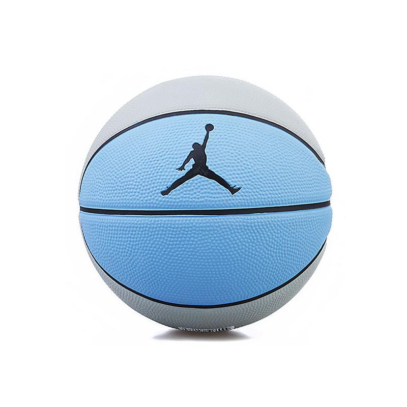 Купить серый, голубой, черный  мяч youth unisex (размер 3) в магазинах Streetball изображение - 1 картинки