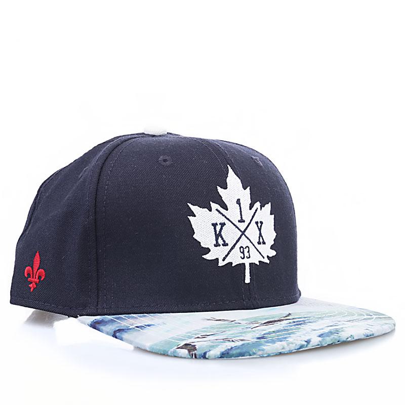 Кепка Pelican Logo Strapback CapКепки<br>Полиэстер<br><br>Цвет: Синий, белый, красный, голубой<br>Размеры US: one