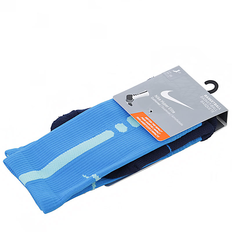 Носки SX4801-433Носки<br>Нейлон, полиэфир, хлопок, эластейн<br><br>Цвет: Голубой, бирюзовый, синий, серый<br>Размеры US: S;M;L;XL