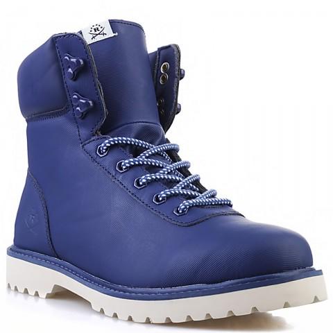 Купить мужские синие, кость  ботинки ransom summit в магазинах Streetball - изображение 1 картинки