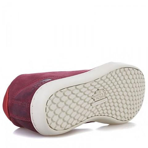 Купить мужские вишневые, белые  ботинки base camp leather chukka в магазинах Streetball - изображение 4 картинки
