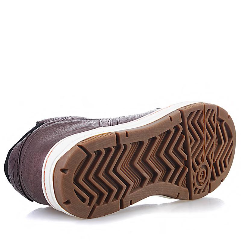 Купить мужские коричневые, белые, оранжевые  ботинки k1x allxs sport le в магазинах Streetball изображение - 3 картинки