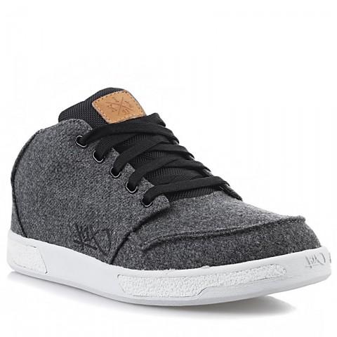 Купить мужские серые, белые, черные, коричневые  ботинки k1x meet the parents te в магазинах Streetball - изображение 1 картинки