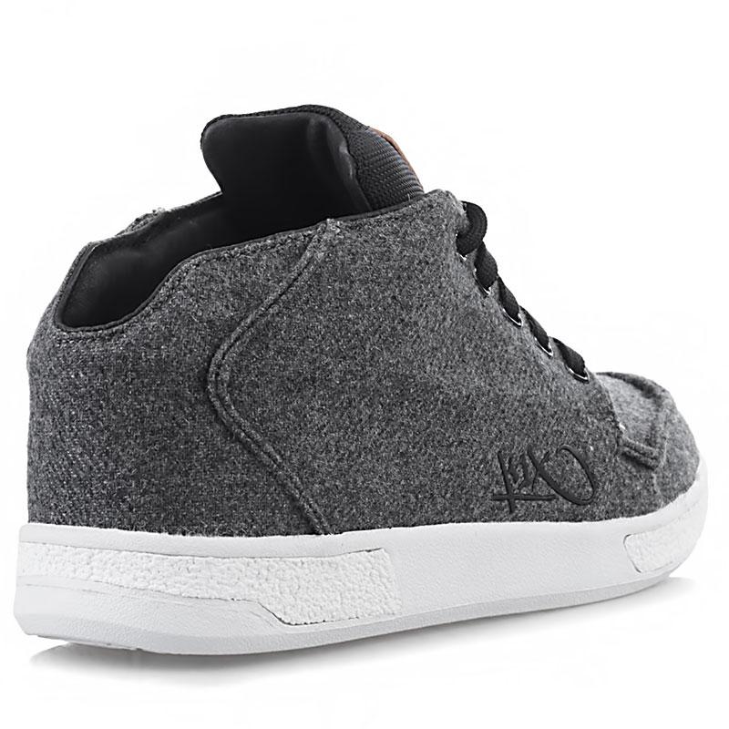 Купить мужские серые, белые, черные, коричневые  ботинки k1x meet the parents te в магазинах Streetball изображение - 2 картинки