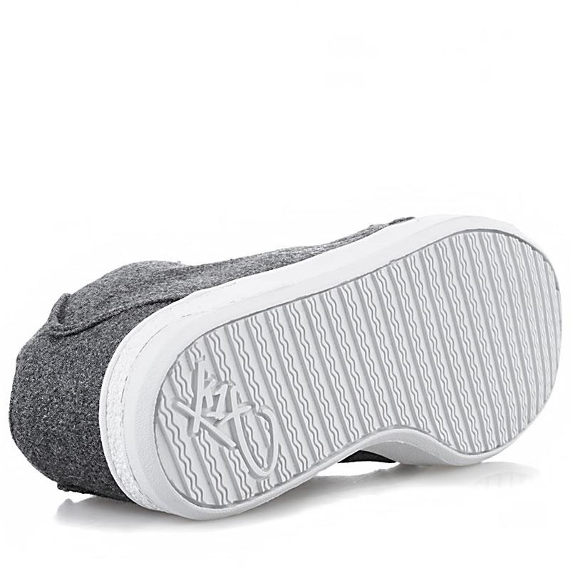 Купить мужские серые, белые, черные, коричневые  ботинки k1x meet the parents te в магазинах Streetball изображение - 3 картинки
