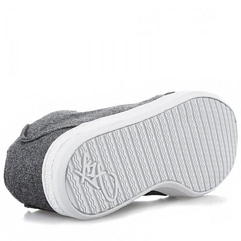 Купить мужские серые, белые, черные, коричневые  ботинки k1x meet the parents te в магазинах Streetball - изображение 3 картинки