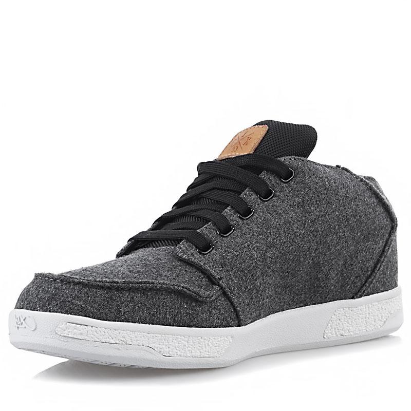 Купить мужские серые, белые, черные, коричневые  ботинки k1x meet the parents te в магазинах Streetball изображение - 4 картинки